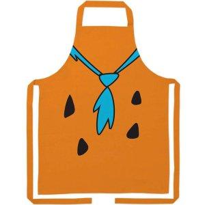 Avental Flintstones Fred Body 80x70cm
