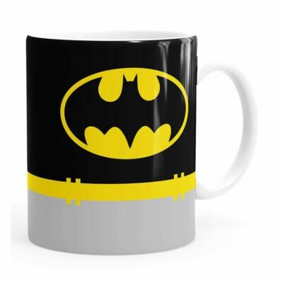 Caneca Batman Branca