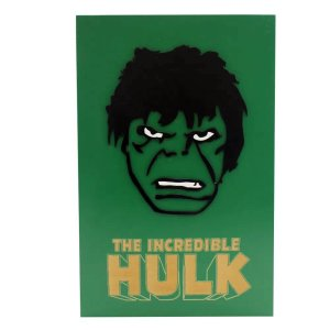 Quadro Decorativo Incrivel Hulk