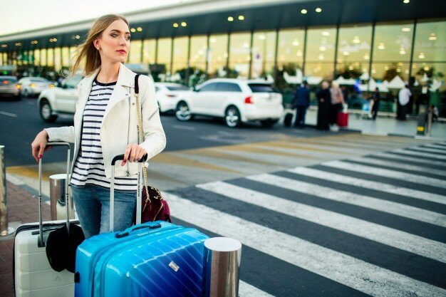 voce sabe como escolher a mala de viagem certa