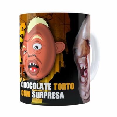 Caneca Chocolate The Goonies Mama Branca