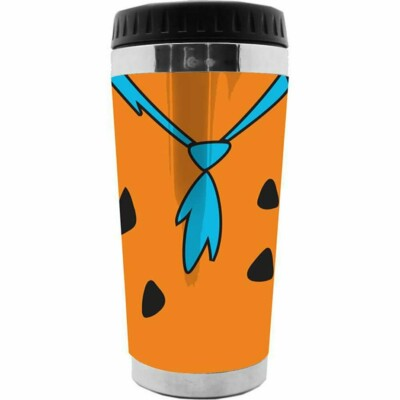 Copo Térmico Flintstones Fred Body 473ml