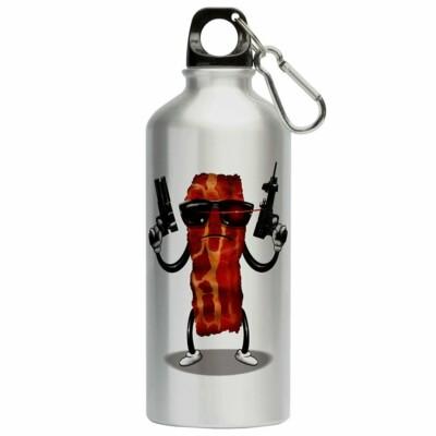 Squeeze Bacon Exterminador 500ml Aluminio