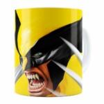 Caneca Wolverine X-men Branca
