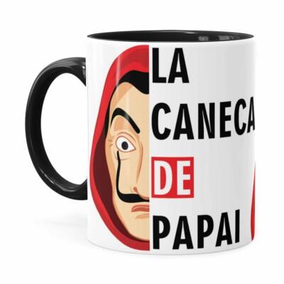 Caneca La Caneca De Papai