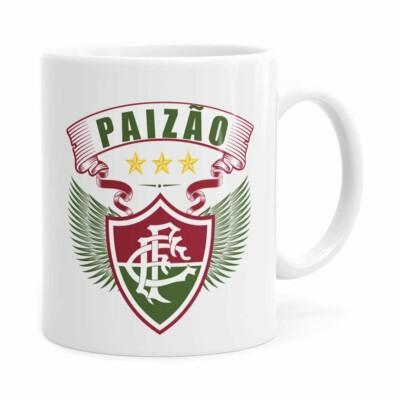 Caneca Personalizada Paizão Fluminense Asas Branca