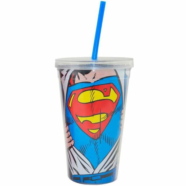 Copo Superman Openingshirt 300ml