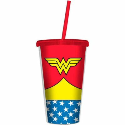 Copo Wonder Woman Body 500ml