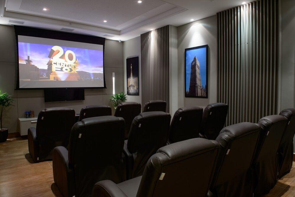Eletrônicos: Monte Um Cinema Particular