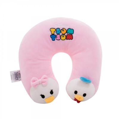 Almofada De Pescoço Pato Donald E Pata Daisy Tsum Tsum