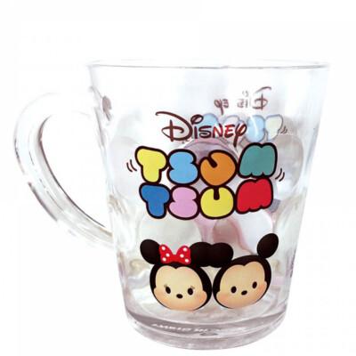 Caneca Mickey E Minnie Tsum Tsum Acrílico 200ml
