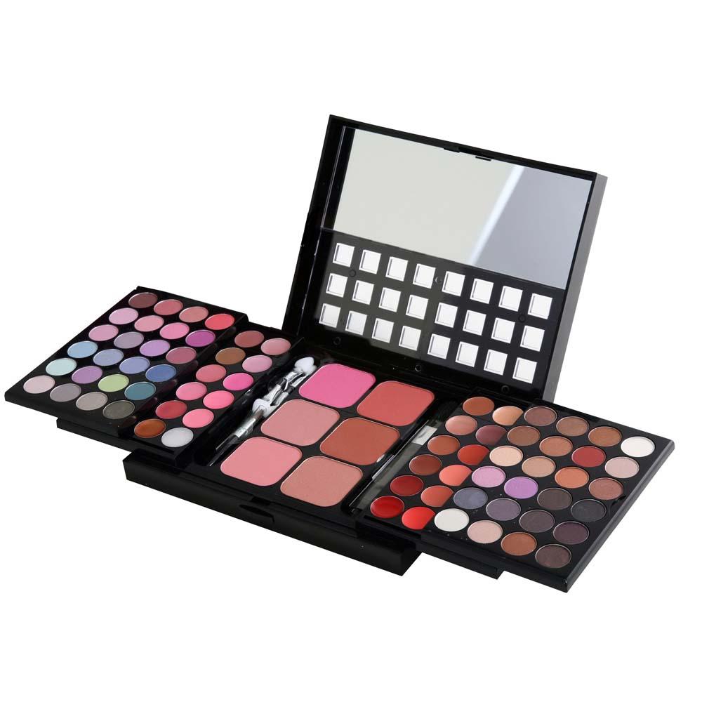 Estojo De Maquiagem Luisance 3396c Com 48 Sombras