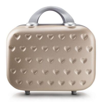 Frasqueira Jacki Design Love Dourada