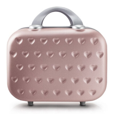 Frasqueira Jacki Design Love Rose Gold