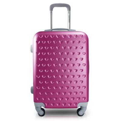 Mala De Viagem Jacki Design Love Pink