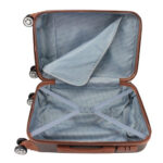Mala De Viagem Jacki Design Premium Bronze