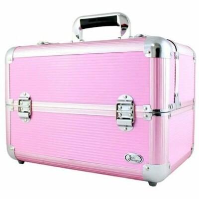 Maleta Jacki Design Bpc33100 Pró Maquiagem Rosa
