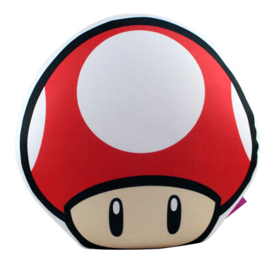 Almofada Super Mario Boo Mushroom