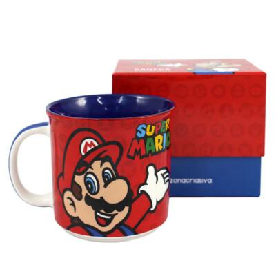 Caneca Super Mario 350ml