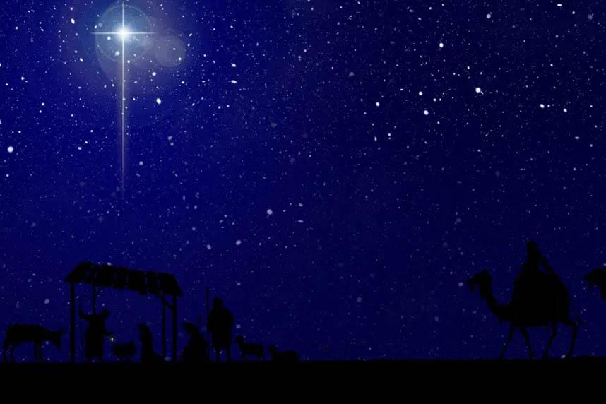 A Estrela de Belém estará visível no céu hoje após 800 anos