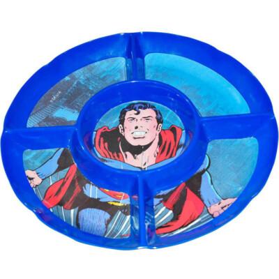 Petisqueira Superman Hq Em Melamina
