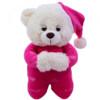 Pelúcia Urso Que Reza Pijama Pink