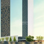 Deluxe flats for sales near to mall of Istanbul in Istanbul Gunesli