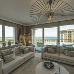High quality Villas for sale with horizon sea view in Istanbul Beylikduzu