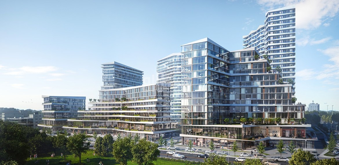 High quality residencial for sale in city center Istanbul