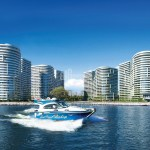 Luxury Apartments for Sale With Amazing Sea View in Istanbul Bakirkoy