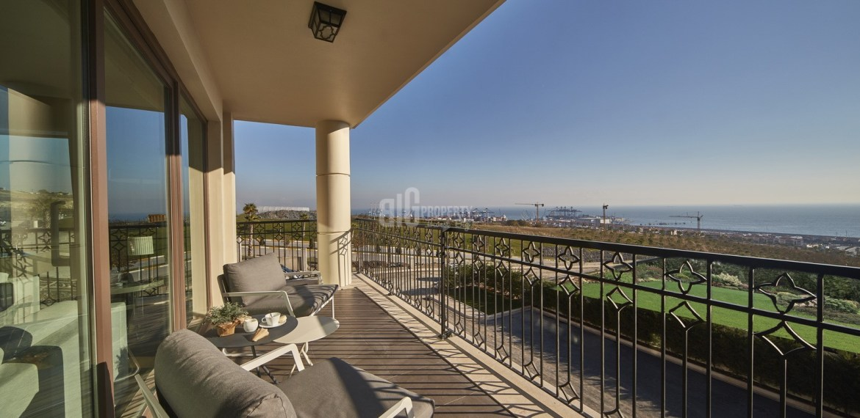 Luxury Sea View Villas for sale with wonderful Marina in Istanbul Beylikduzu