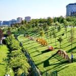 Luxury apartments for sale with big green area in Istanbul Beylikduzu