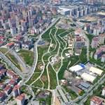Luxury apartments for sale with huge green area in iIstanbul Beylikduzu