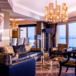 Luxury residential for sale with horizon sea view in Istanbul atakoy
