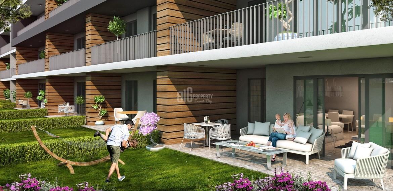 Next Level property near big shopping mall for sale in Istanbul Beylikduzu