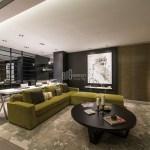 Private villas for sale with horizon sea view and big garden in Istanbul Beylikduzu