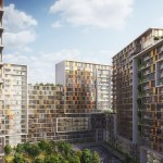 Quality flats for living City Center of İstanbul