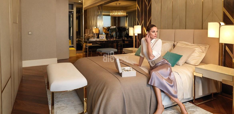 badroom 4 rooms apartment for sale buyuk yali