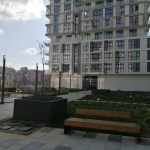 garden pictures of strada project for sale in turkey