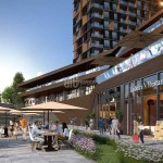 panoramic city view flats for sale in istanbul gunesli