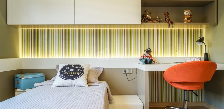 sample apartment of vira istanbul