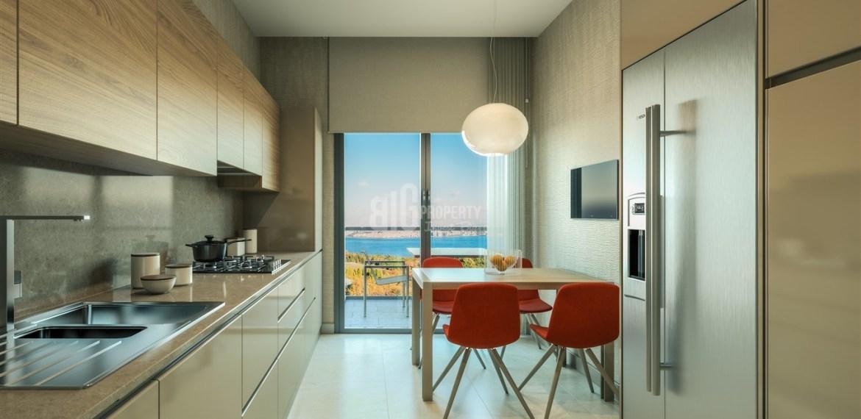 3 room apartments for sale 3s firuze konaklari