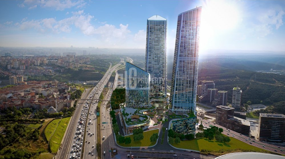 Big property opportunity flat in maslak