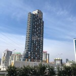 New design tower close to Metro bus For Sale in bahcesehir İstanbul Turkey