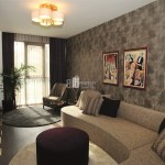 Quality flats for sale with amazing city view near to highway in Istanbul Maslak