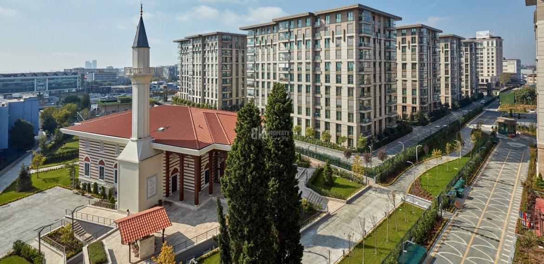 Awarded lifestyle family flats For sale Topkapi İstanbul