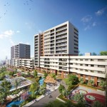 Near to Istanbul airport investing apartments for sale İstanbul Bahcesehir