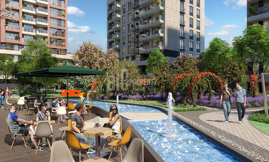 Near to canal istanbul quality and cheap properties for sale Ispartakule İstanbul Turkey