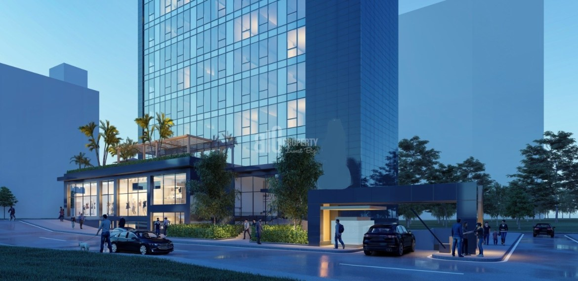 Point homes prime place in front of Metro near To Shopping Mall for Sale İstanbul Bagcilar