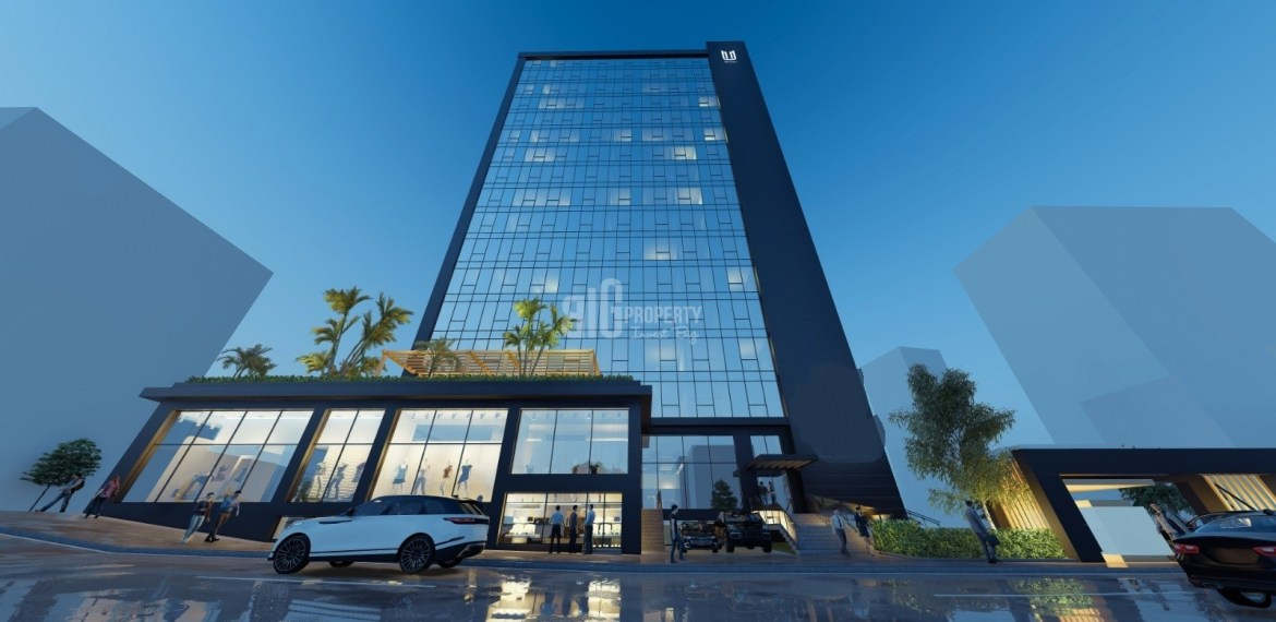 Point real estate prime place in front of Metro near To Shopping Mall for Sale turkey İstanbul Bagcilar